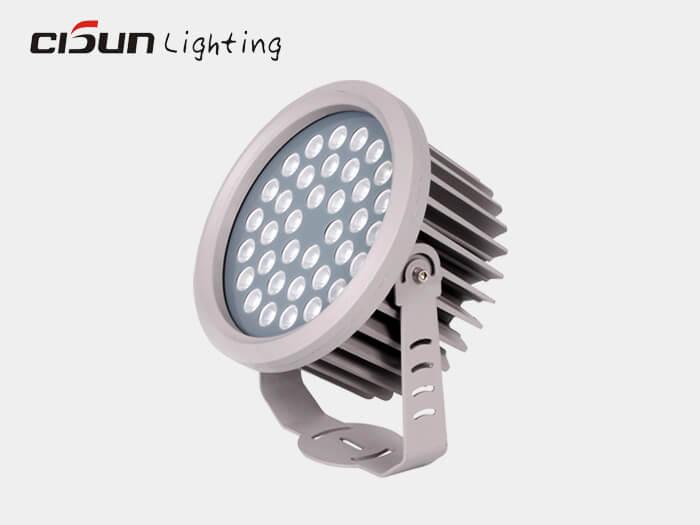 outside led spotlights