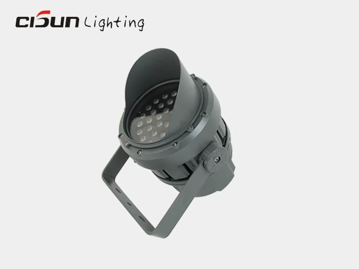 72W led spot light