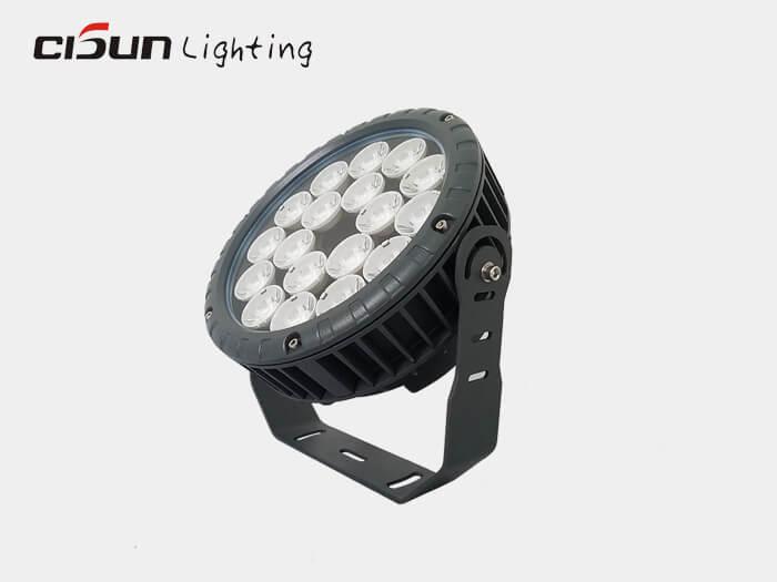 outdoor led spotlight