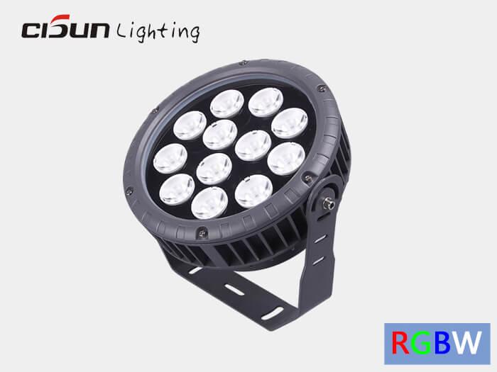 RGBW LED Spotlights