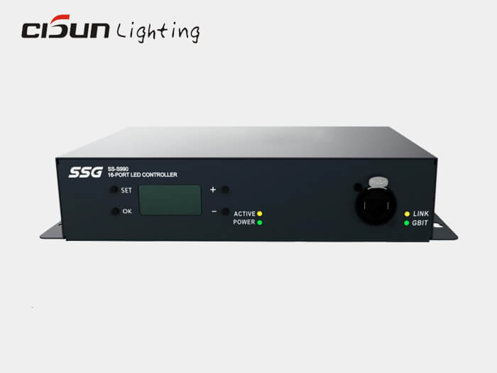 SS-990 16ports led controller