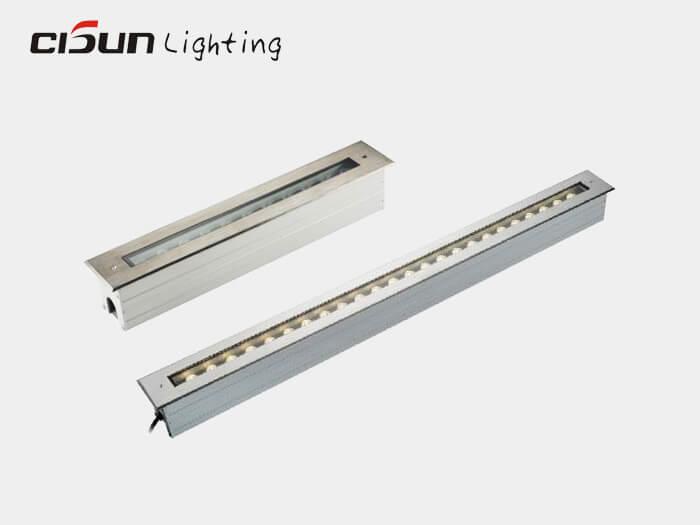 led ground lights
