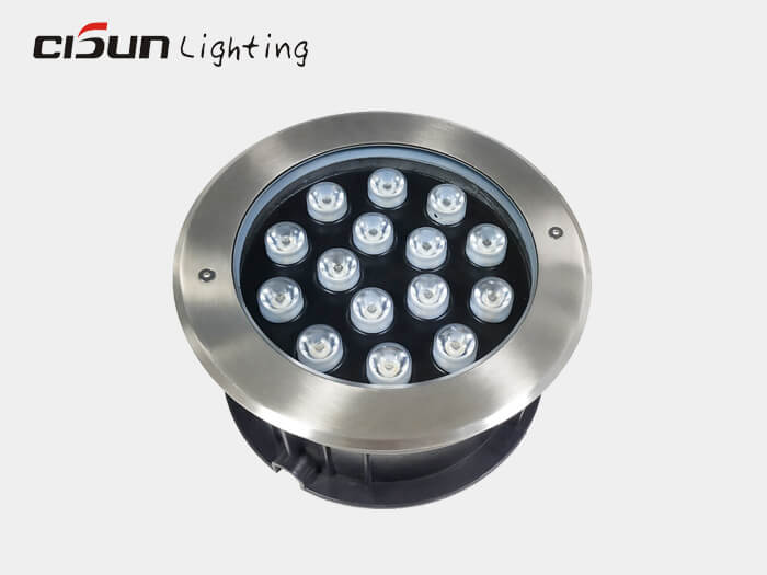 in ground led lights 15W