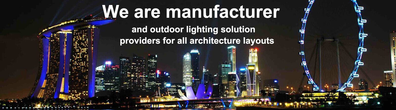 led facade lighting