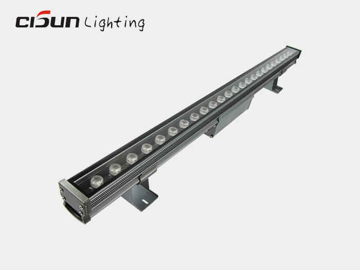 dmx led wall washer