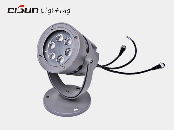 rgbw led spot light