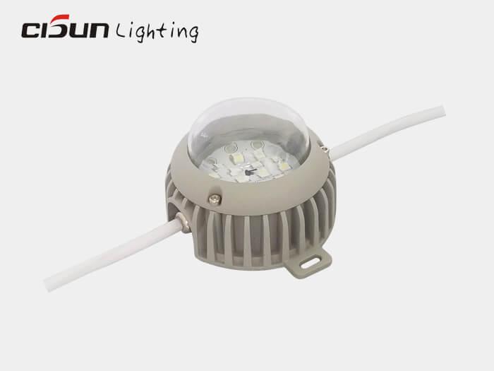 point source led light