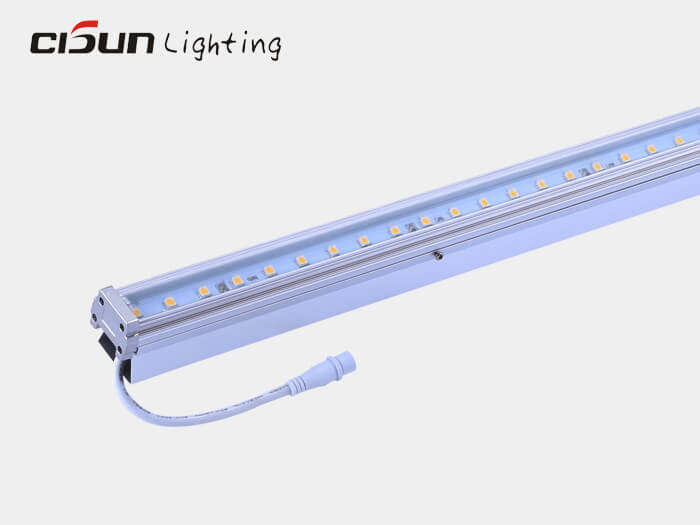 led tube light fixture