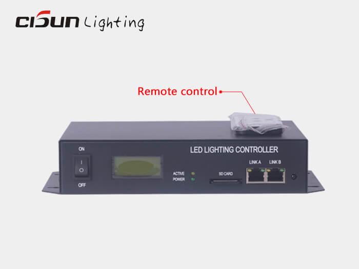 YT-SD50 pixels led controller