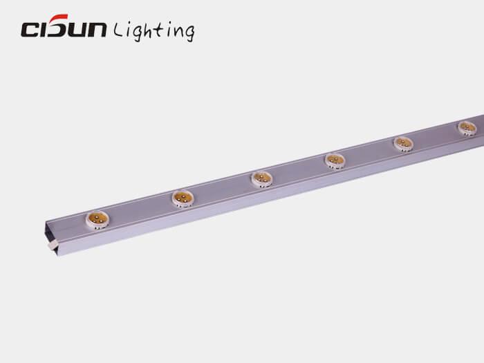 led pixels light bar