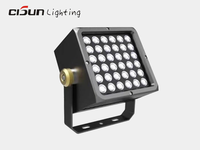 outdoor floodlight