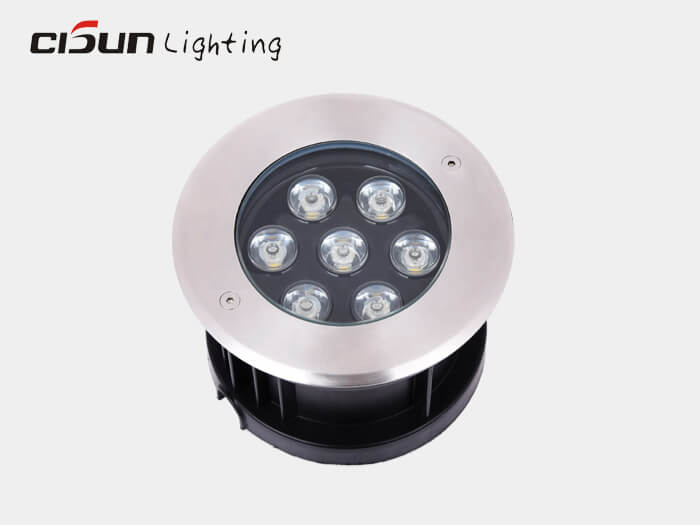 7W inground uplight