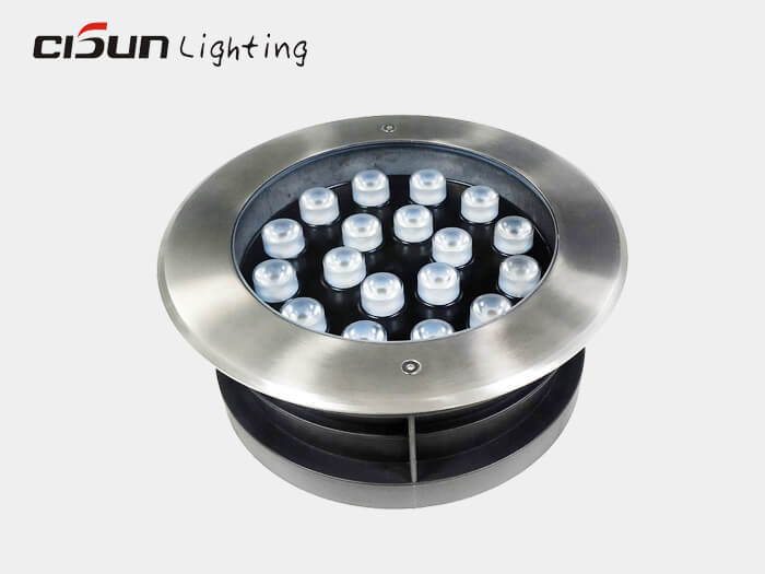 18W underground lights