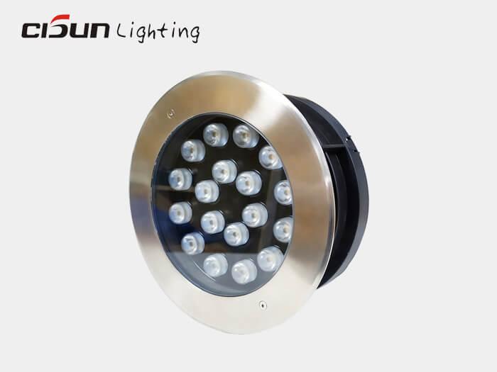 18W led well light