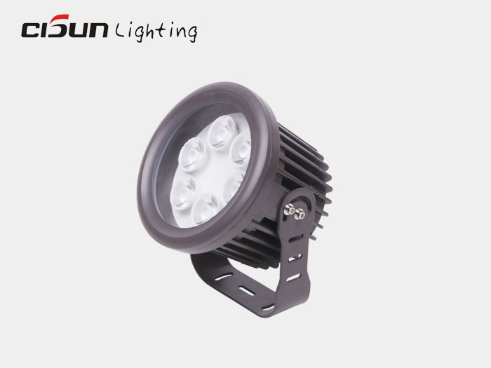 RGBW 24W led spot light