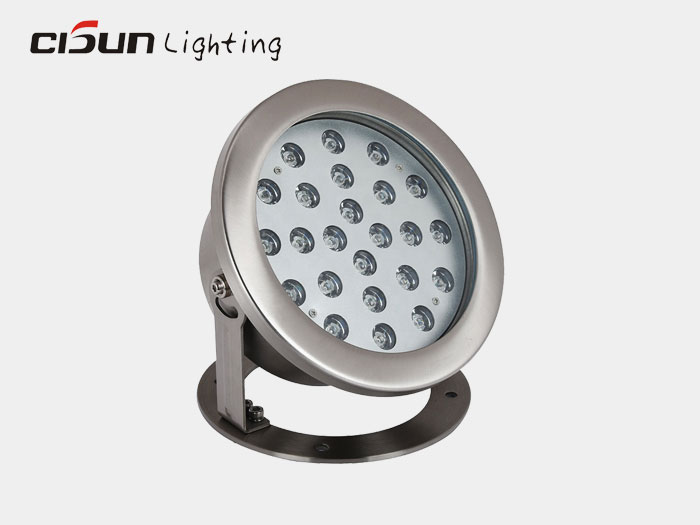 24W underwater pond lights