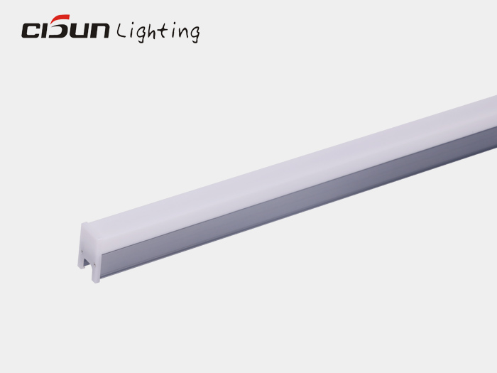 Square LED digital tube light