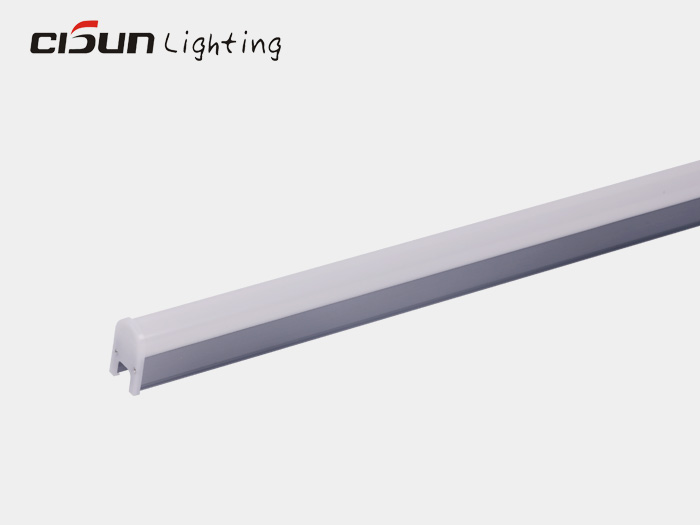 Semi-circular LED digital tube light