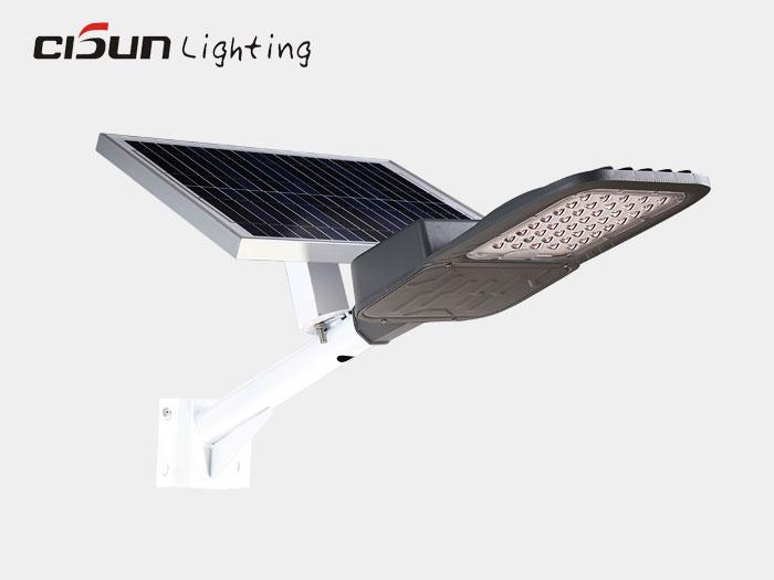 40W solar street light