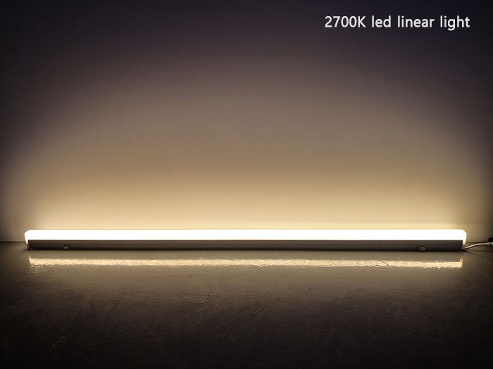 2700K outdoor led linear light bar